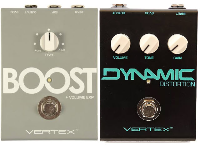 Vertex Booster & Distortion